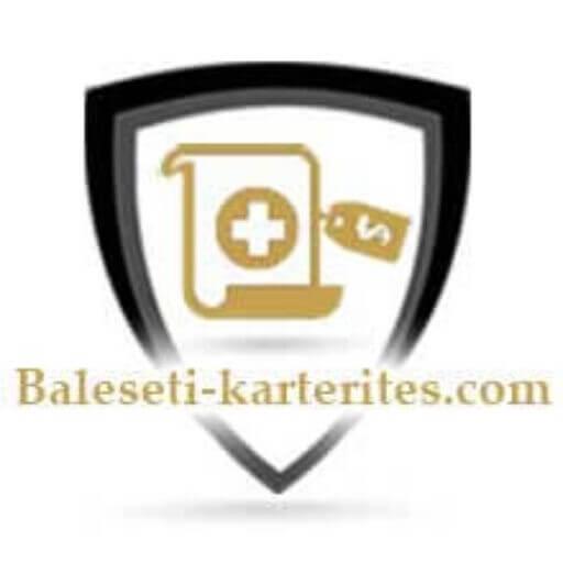Baleseti kártérítés szakértő logója.
