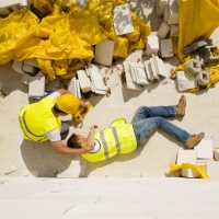 munkahelyi baleset építkezés