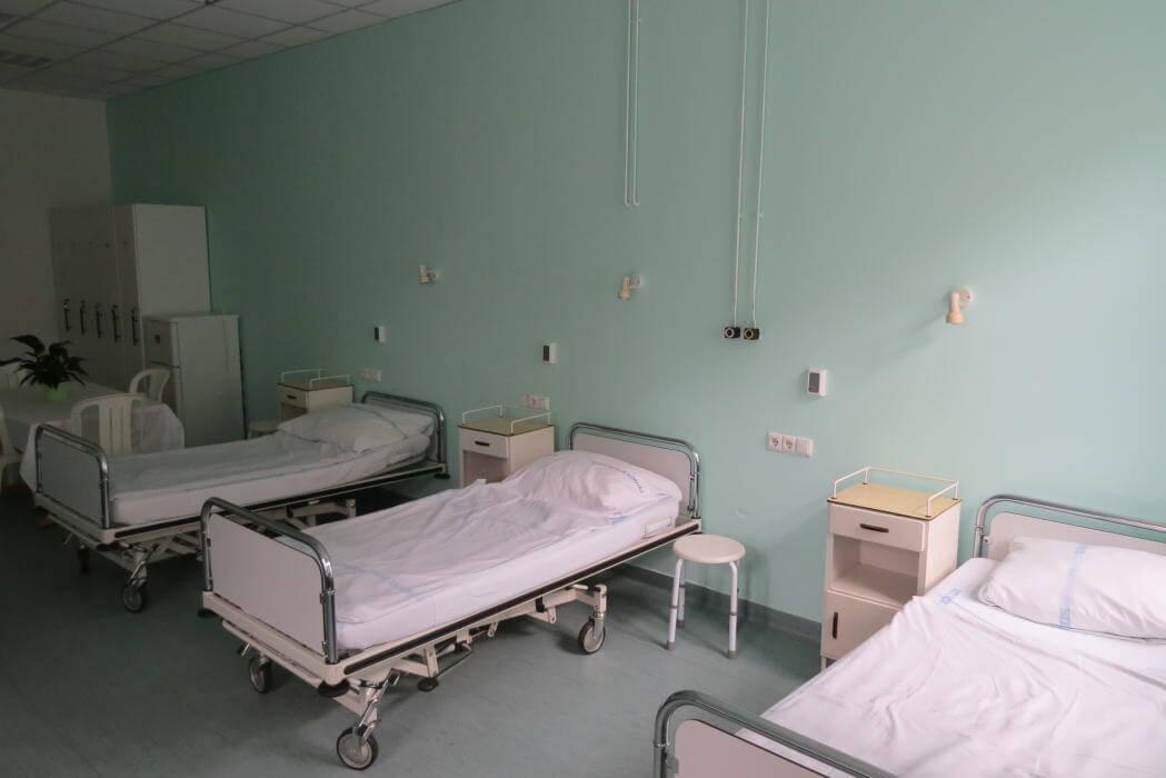 közúti baleset kórház